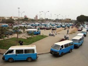 Angola. Forte crescita del mercato automobilistico.