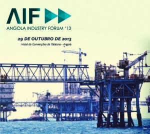 """""""ANGOLA INDUSTRY FORUM"""". Conferenza internazionale sulle prospettive dell'industria.         Luanda, 29 ottobre 2013"""
