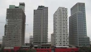 Nuove costruzioni a Luanda