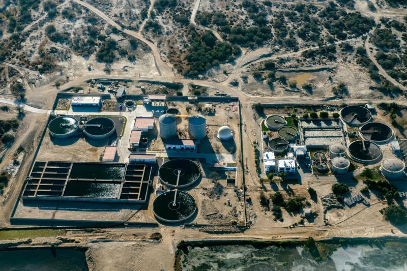 Uso efficente dell'acqua: 15 progetti dell'indsutria mineraria cilena.