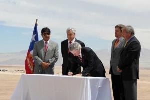 Cile- nuove leggi per lo sviluppo delle energie rinnovabili