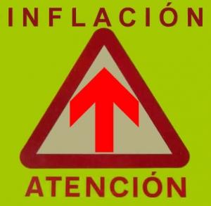 SENSIBILE INCREMENTO DELL'INFLAZIONE