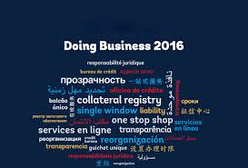 Rapporto Doing Business in Messico della Banca Mondiale 2016