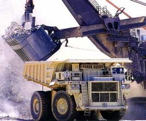 Forte sviluppo del settore minerario