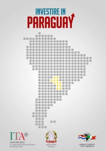 L' UE é il principale compratore del Paraguay, con un totale di 299.6 milioni di dollari di importazioni.