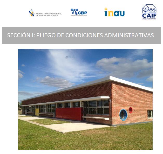 Terzo Progetto Infrastrutture settore Educativo - 27 CAIF, 15 Scuole