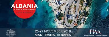 Albanian Tourism Investment Summit (27 novembre 2018)