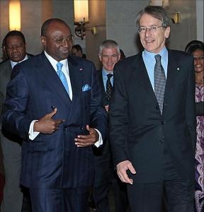 Missione economica in Italia del Ministro Esteri camerunese