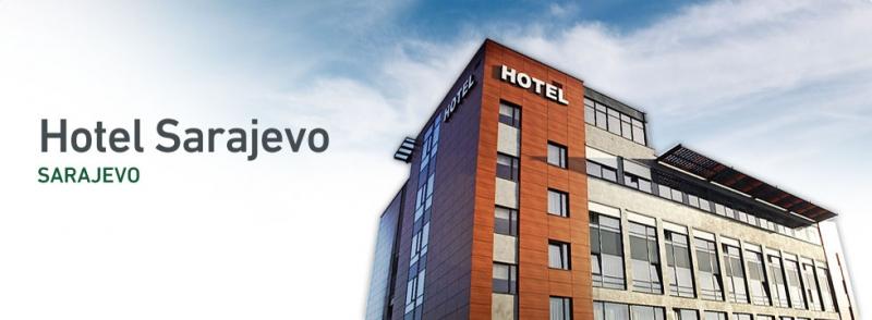 HOTEL SARAJEVO: INIZIANO LAVORI DI AMPLIAMENTO PER 9 MILIONI EURO