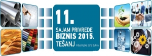 """FIERA """"BUSINESS 2015"""" A TESANJ: 21-23 MAGGIO 2015"""