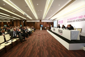 FORUM FOR PROSPERITY AND JOBS IN BOSNIA ERZEGOVINA: 26-27 MAGGIO A SARAJEVO
