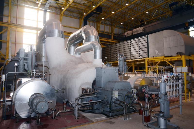 Blocco C della centrale termoelettrica Sisak sarà messo in funzione