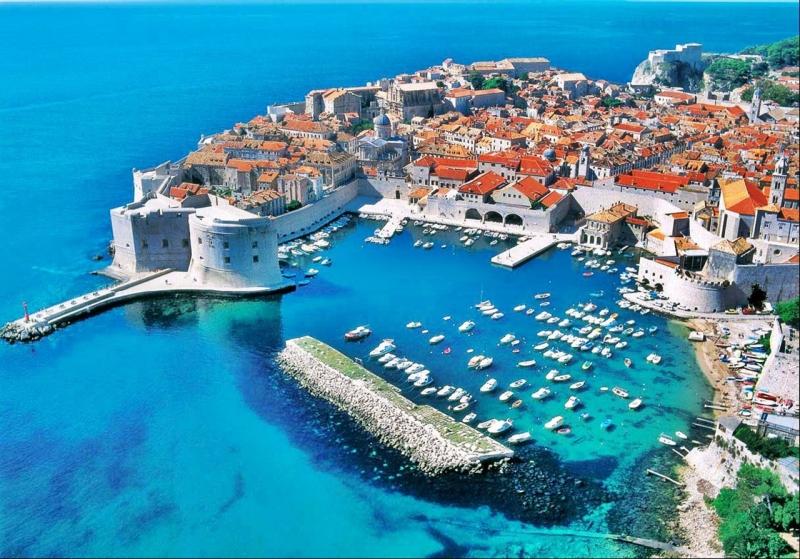 Aumento delle presenze di turisti italiani sulla costa croata