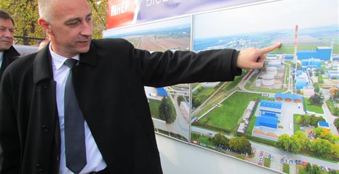 Osijek diventera' un nodo energetico