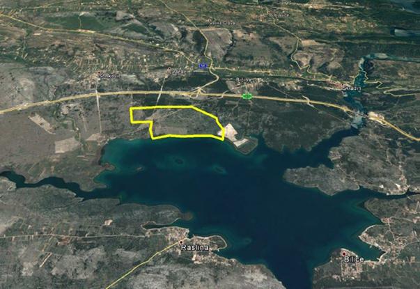 Lancio del progetto per la costruzione di un Golf Resort sul lago di Prukljan (Dalmazia centrale).