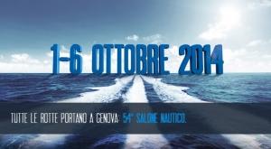 SALONE NAUTICO DI GENOVA, 1-6/10/2014