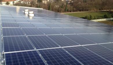 1,07 milioni di kune (ca. 0,14 milioni di euro) per centrali solari in Istria