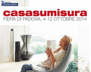 CASA SU MISURA, PADOVA, 5-7/10/2014