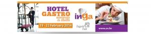 PRESENZA ITALIANA ALLA FIERA HOTEL & GASTROTEH DI ZAGABRIA