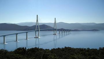Un consorzio cinese per il Ponte di Sabbioncello (Peljesac)