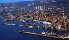 Cresce il traffico nel Porto di Fiume