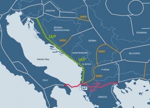 Gasdotto trans-adriatico TAP