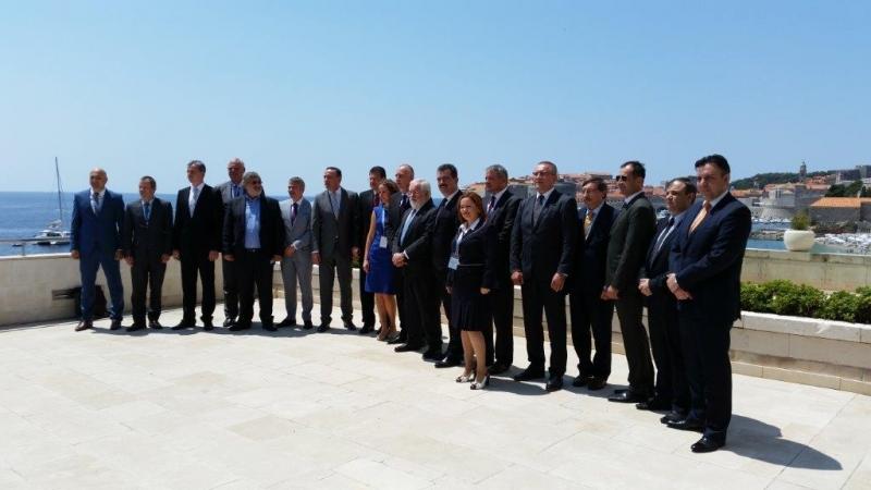 II^ Riunione del Gruppo di lavoro ad alto livello per le connessioni dell'Europa Centrale (Dubrovnik, 10 luglio 2015)