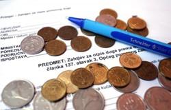 Il Ministero delle Finanze cancella alcuni debiti dei cittadini