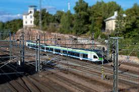 Finlandia. Nuovi progetti di ferrovie ad alta velocità