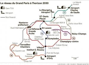 Progetto �Grand Paris� � Passaggio alla fase operativa