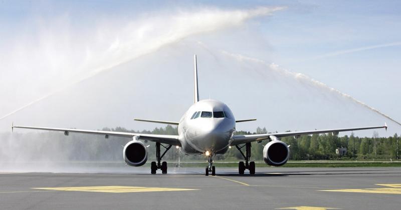 Lancio della nuova area industriale presso l'Aeroporto di Vilnius
