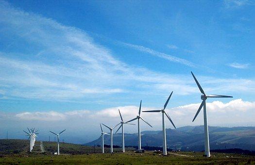 Inaugurato il più potente parco eolico del Granducato