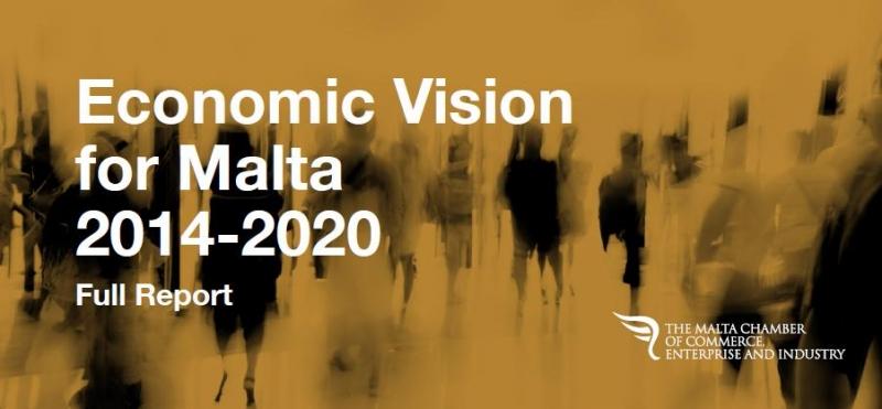The Economic Vision for Malta 2014-2015