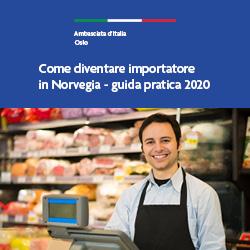 Guida pratica per gli importatori italiani in Norvegia.