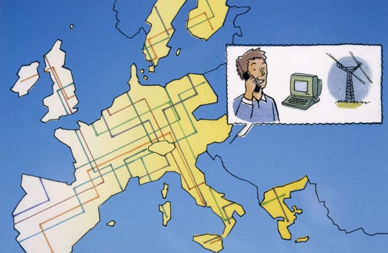 Paesi Bassi: crescita del commercio dei servizi con l'estero