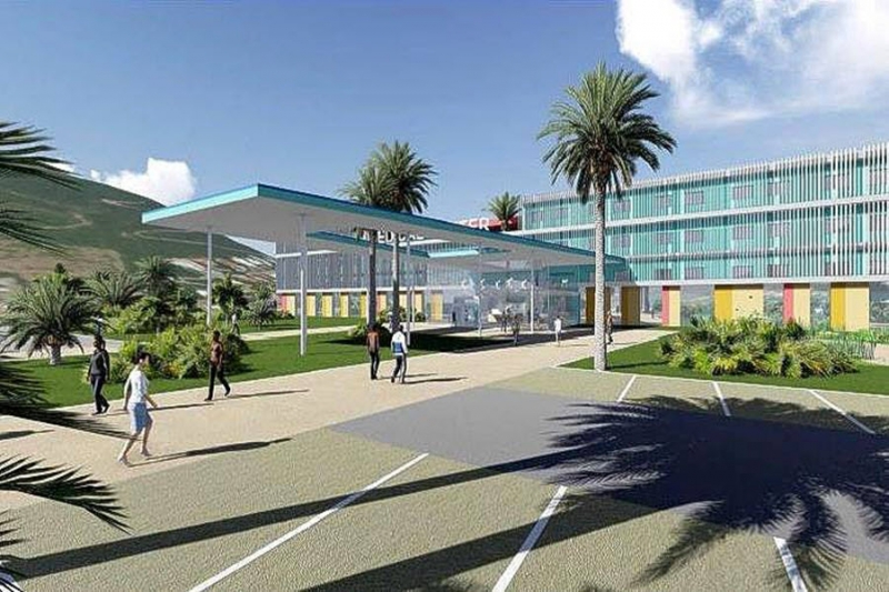 La società Condotte SpA si aggiudica l'appalto per la realizzazione di un ospedale a St. Maarten.