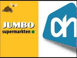 Crescita delle catene concorrenti Jumbo e Albert Heijn, che insieme controllano oltre la metà del mercato della distribuzione.