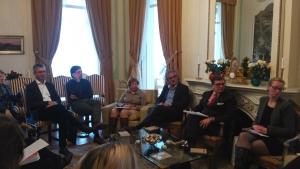 Evento ''Destination Italy – Streamlining Dutch tourism flows to Italy'' (4 novembre 2014)