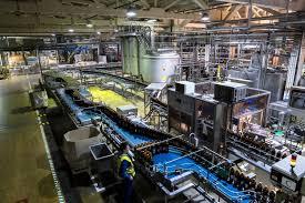 Incremento della produzione manifatturiera britannica nel mese di marzo.