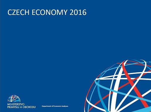 rapporti del Ministero dell'Industria e del Commercio ceco sull'economia ceca nel 2016