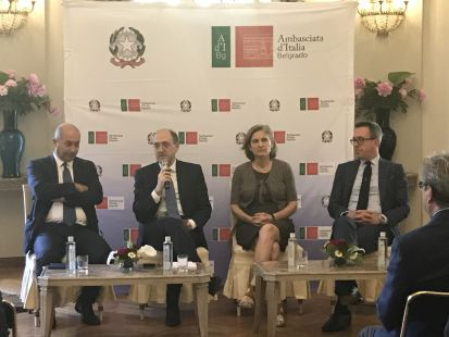 L'Ambasciatore Lo Cascio incontra le imprese italiane