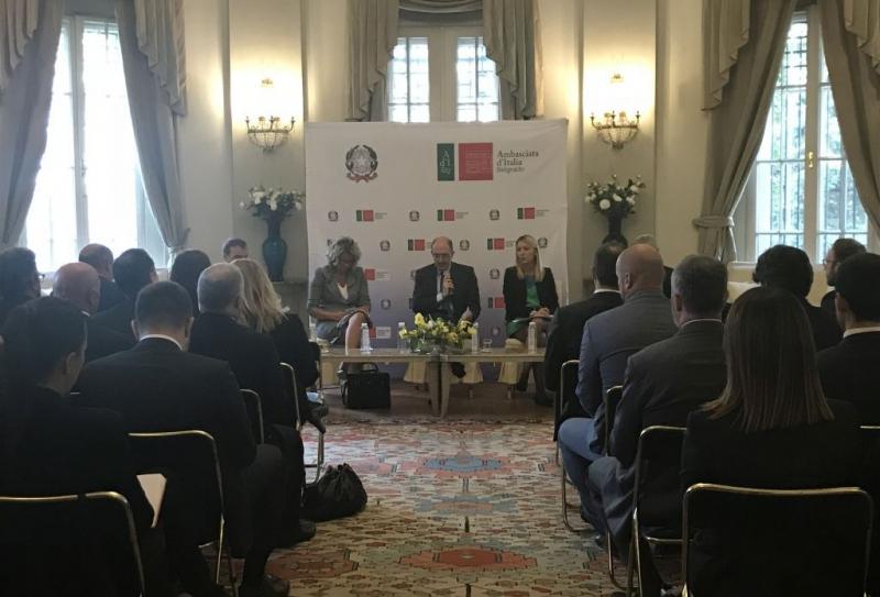 Nuovo incontro con le imprese italiane in Serbia