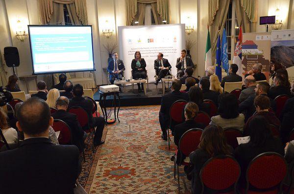 Lancio del progetto UNEP per l'assistenza alla Serbia in materia ambientale