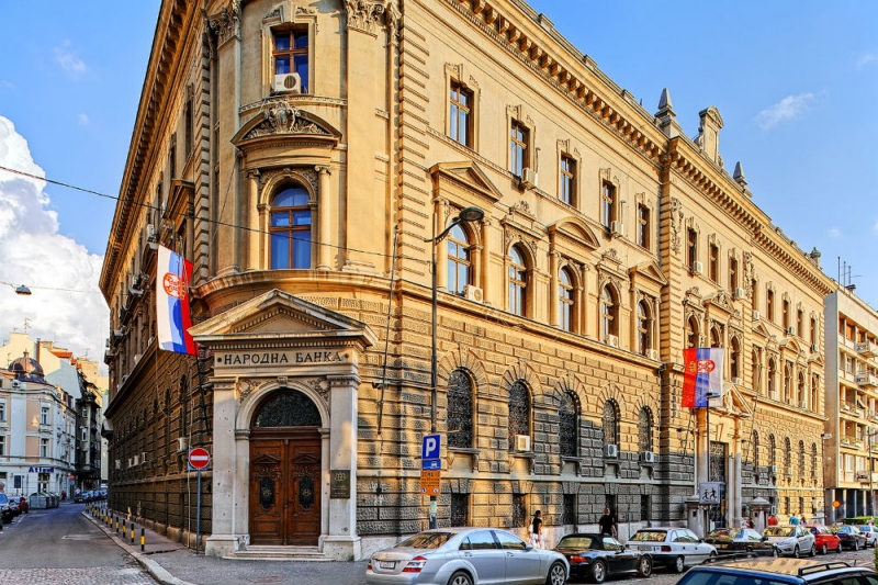 La National Bank of Serbia (NBS) riduce il tasso di interesse di riferimento al 3,25%