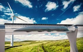 Da Bratislava a Vienna in 8 minuti con il treno superveloce Hyperloop