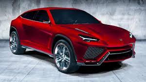 Il SUV Lamborghini in produzione dall'anno prossimo. In buona parte in Slovacchia