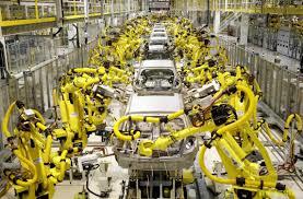 I robot industriali in Slovacchia sono il doppio della media mondiale