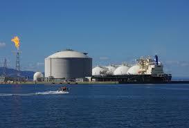 Nuovo terminale gas nel porto di Bratislava