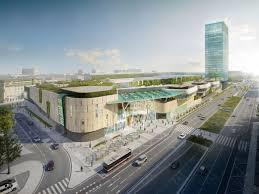 Iniziati i lavori per la costruzione della nuova stazione dei bus a Bratislava