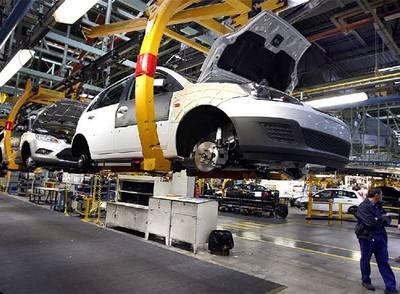 Il settore automobilistico guida le esportazioni in Spagna